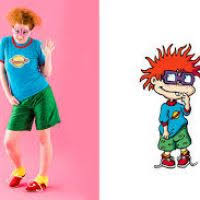 Chuckie Rugrats Halloween Costume Halloween Costumes Animated Characters 2 Bootsforcheaper