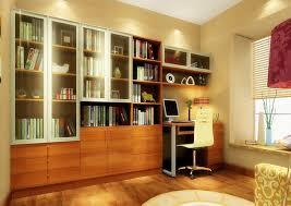 15 ideas of study room cupboard design