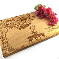 personalized wedding cutting board cutting board personalized wedding gift custom wood buck