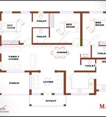 Kerala Style 3 Bedroom Single Floor House Plans Bedroom Single Floor House Plans Home Decor 3 Bedroom Kerala House