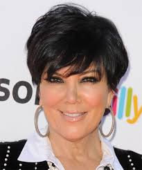 kris jenner haircut side view chris jenner haircut hair