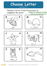 english worksheets for kids free worksheets library download and