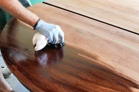 Antique Walnut Laminate Flooring Antique Pedestal Table Makeover Minwax Blog