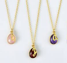 Custom Birthstone Necklaces 152 Best Personalized Birthstone Jewelry By Danique Jewelry Images