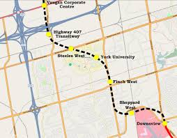 Toronto Subway Map Toronto Transit Commission Lnn Levy News Network