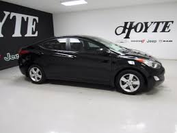 2013 hyundai elantra black 2013 hyundai elantra 4 door sedan gls used cars serving lewisville