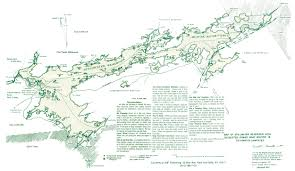 Letchworth State Park Map by Map Of Stillwater Reservoir Places I Want To Go Pinterest