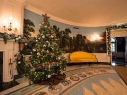 White House Christmas Decorations For 2015 by White House Christmas Tour 2015 Domaci