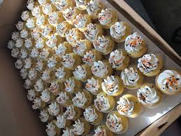 mini cupcakes with halloween sprinkles all things cake