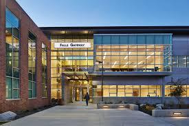falls gateway building spokane falls community college spokane