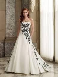 black and white wedding dresses black and white wedding dress beautiful if i said i do