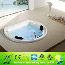 Fiber Bathtub 3 Person Indoor Whirlpool Bathtub 3 Person Indoor Whirlpool