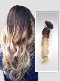 balayage hair extensions brown to ombre balayage indian remy clip in hair extensions