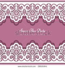 scalloped lace stock images royalty free images vectors