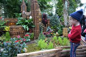 Train Show Botanical Garden by All Aboard The New York Botanical Garden Train Show