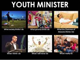 Pastor Meme - a week in the life of a youth pastor ymjen