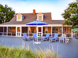 waterfront sanctuary private beach homeaway rehoboth beach