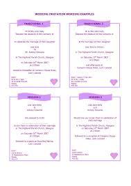 Wording Wedding Invitations 28 Simple Wedding Invitation Wording Samples Vizio Wedding