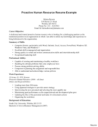 human resource resume hr director resume 1 human resources manager 8a 2016 sles