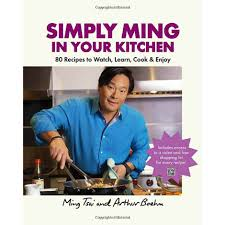 simply ming in your kitchen 80 recipes to watch learn cook