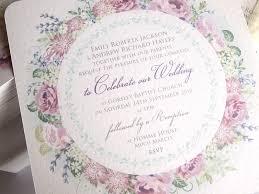 Lavender Wedding Invitations Lavender Wedding Invitations U2013 Lavender U0026 Mint Colour Scheme