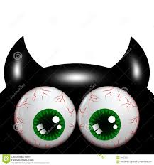 monster eyes for halloween stock photo image 77836799