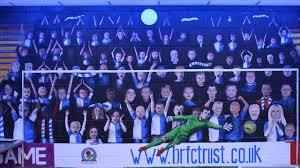Blackburn Flags Family Stand Guide Blackburn Rovers