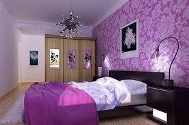 Dark Purple Walls Outstanding Purple Walls Gallery And Light Wall Bedroom Images