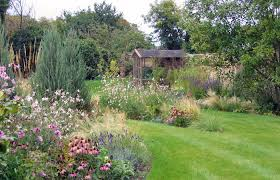 Cottage Gardening Ideas Cottage Garden Design With Mixed Border Planting Garden Trends