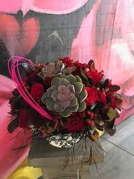 succulent bouquet opulent and succulent bouquet in pasadena ca jacob maarse