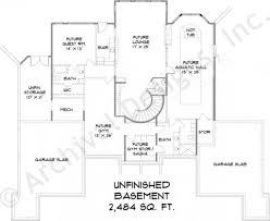 house plans basement devereaux place archival designs house plan designer