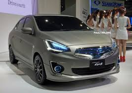 mitsubishi attrage specification mitsubishi concept g4 previews mirage sedan