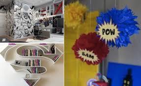 deco chambre garcon heros 28 idées de décoration pour une chambre d enfant sur le thème des