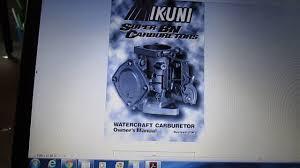 mikuni super sbn needle and seat recomendations polaris sl slt