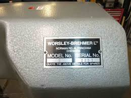 others used other machines worsley brehmer single head wire stitcher