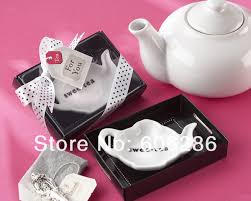baby shower return gift ideas wedding giveaways party favors to bee ceramic salt and pepper