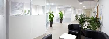 cloison pour bureau cloison semi vitrée