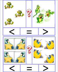 greater than less than worksheet for kindergarten free preschool kindergarten more than less than worksheet 2