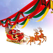Christmas Window Decorations Uk by Dropshipping Christmas Bells Window Decorations Uk Free Uk