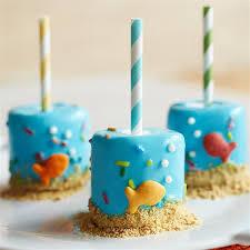 funfetti cake under the sea pops smucker u0027s