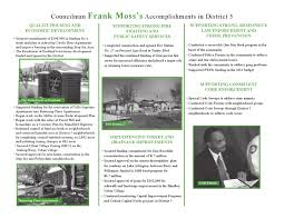 frank moss fort worth city council 2011 mailer 2 by adtex