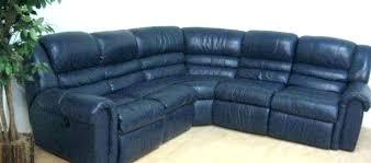 navy blue reclining sofa navy blue recliner lunex info