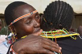 snapshots from kenya women climate defenders