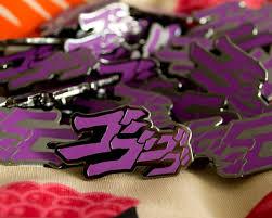 jojo u0027s bizarre adventure enamel pin lapel pin jewelry badge