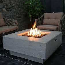 manhattan concrete fire table