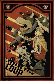 super mario bros villain propaganda