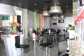 Restaurant Tile Glass Tile Designs In Restaurants Stores And Food Courts