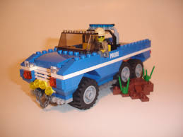 police truck lego ideas amphibious police truck