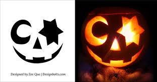 Funny Halloween Pumpkin Designs - cute funny cool u0026 easy halloween pumpkin carving patterns