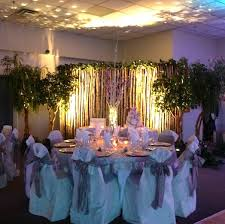 wedding backdrop rental vancouver cherry blossom wedding decor greenscape